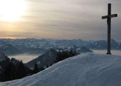 Unser Hausberg: Hochries (1.569 m)